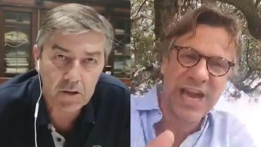 Gaffe virale per il giornalista Nicola Porro attacca il sindaco di Forte dei Marmi Bruno Murzi. La replica senza peli sulla lingua: