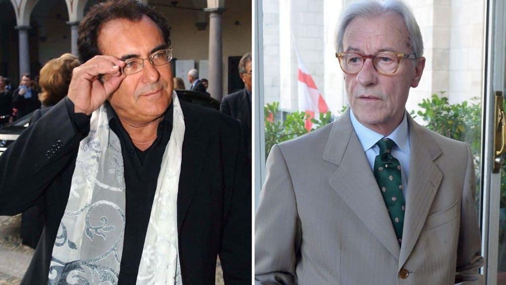 Al Bano e Vittorio Feltri