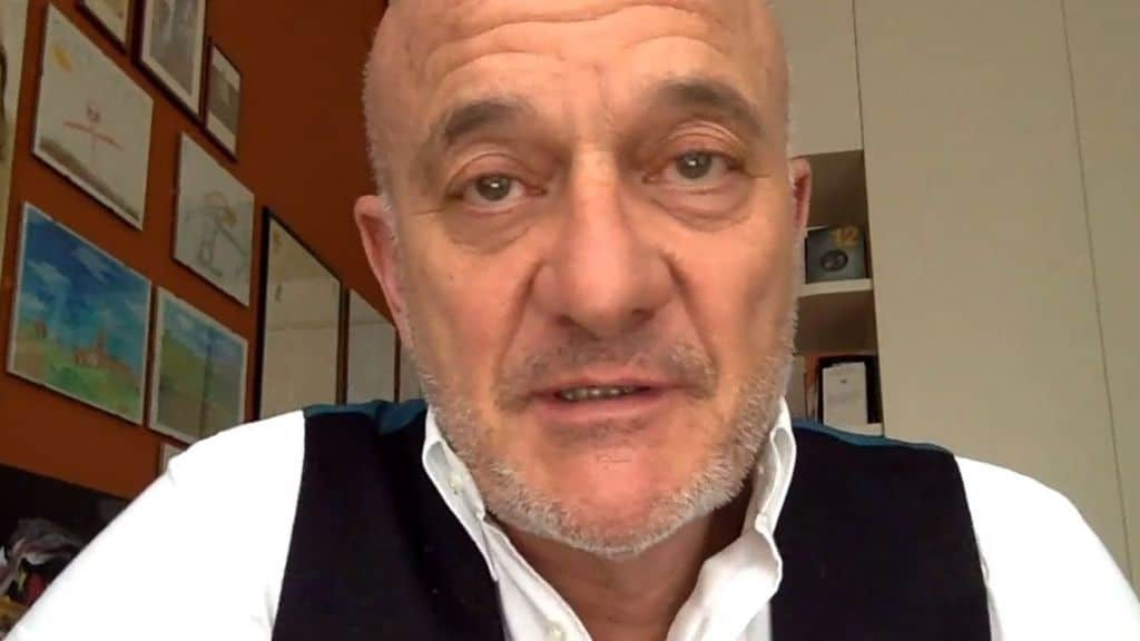 Claudio Bisio madre morta: