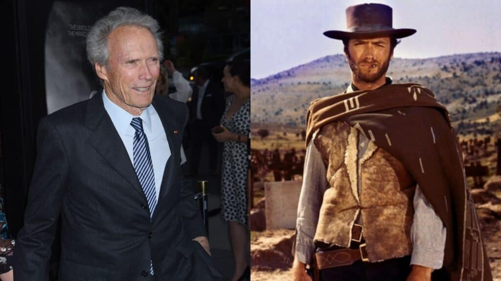 La paura fa Clint Eastwood: la leggenda del cinema spegne 90