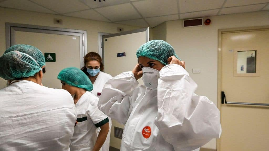 medici coronavirus italia