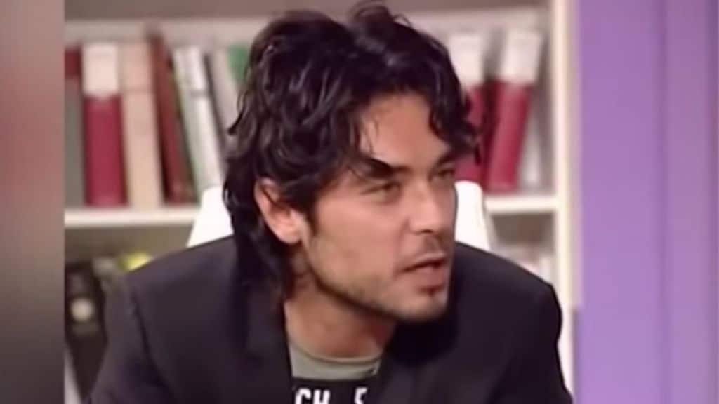 Daniele Santoianni in primo piano