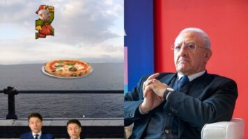 De Luca come Super Mario: il videogioco sul governatore della Campania conquista il web