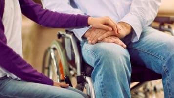 Contatto tra un operatore OAES e un disabile