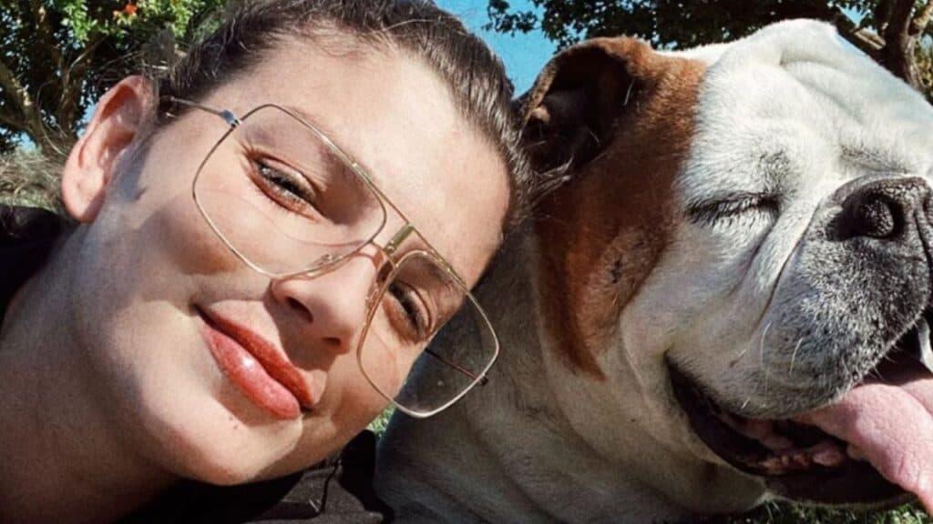 Emma Marrone torna in Salento |  più felice che mai con Gaetano