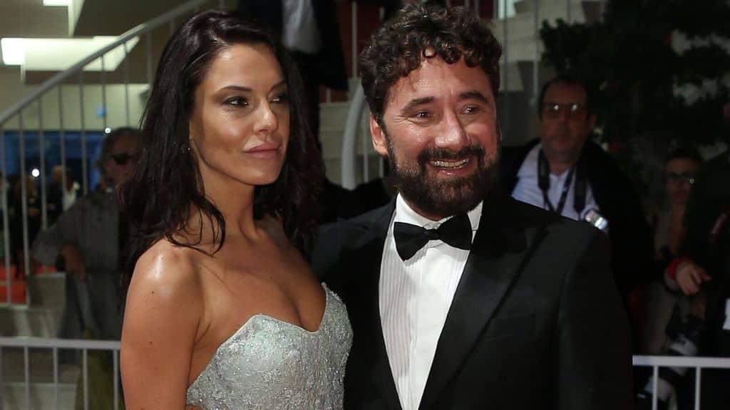 Federico Zampaglione e Giglia Marra sul red carpet