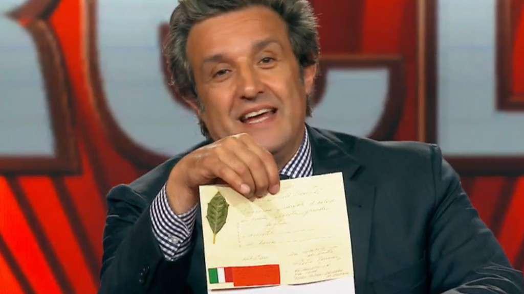 Flavio Insinna, L'Eredità