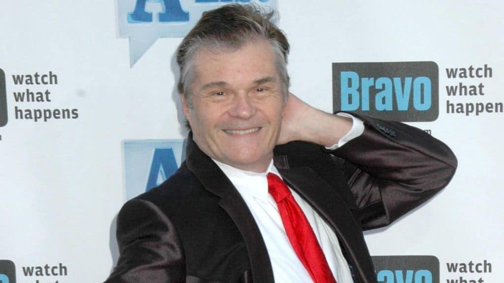 Fred Willard al Bravo's 'The A-List Awards'