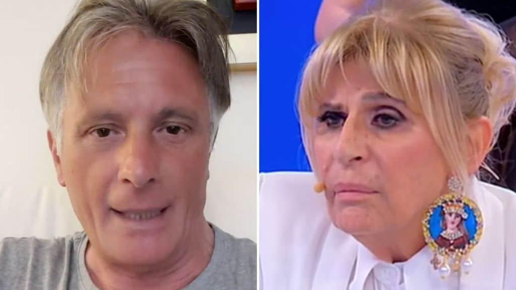 """Uomini e Donne, Giorgio Manetti polemico su Gemma Galgani per il seno rifatto: """"Dovrebbe puntare su altro"""""""