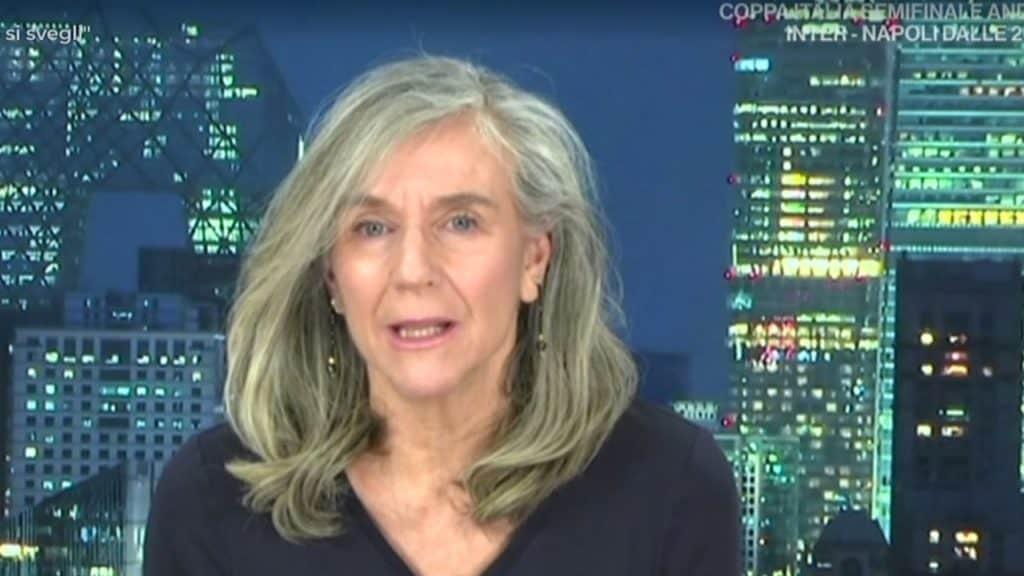 """Giovanna Botteri parla dell'esperienza a Pechino e della pandemia: """"Pensavo al peggio"""""""