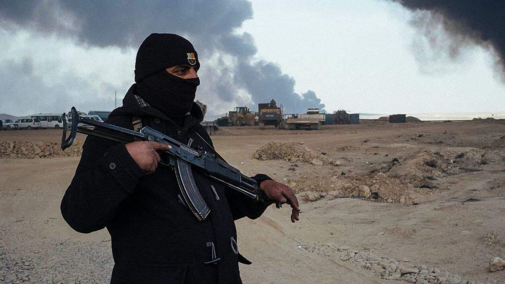 Militante dell'Isis