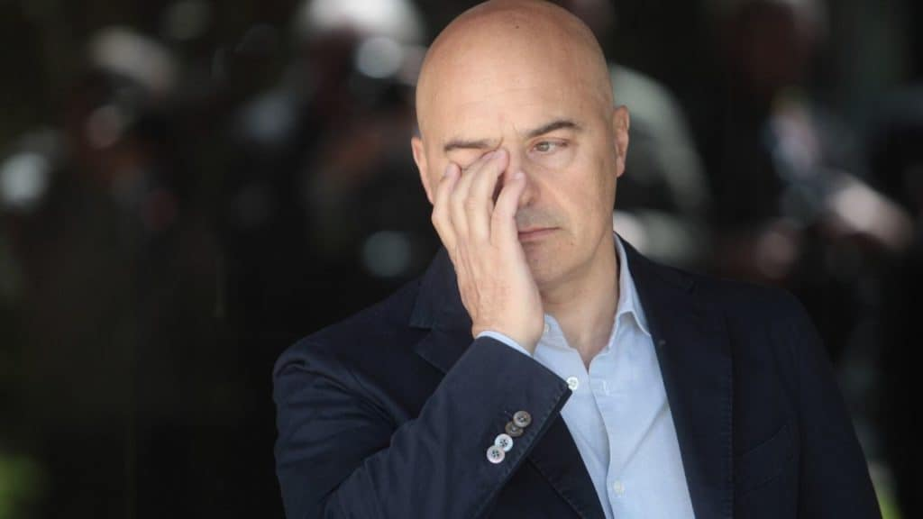 Luca Zingaretti commuove i fan: il toccante messaggio condiv