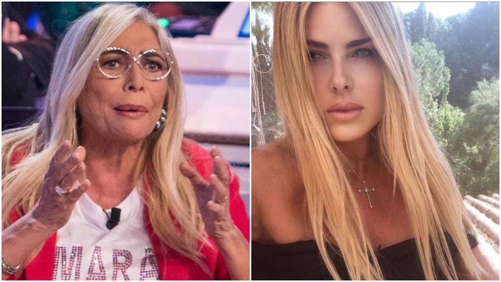Mara Venier e Loredana Lecciso