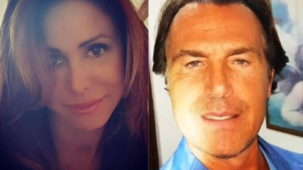 Primi pian di Marina Fadda e Antonio Zequila