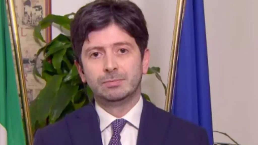 """Il ministro della Salute Roberto Speranza """"Necessario ripartire, ma fondamentale la prudenza. Il coronavirus è ancora pericoloso"""""""