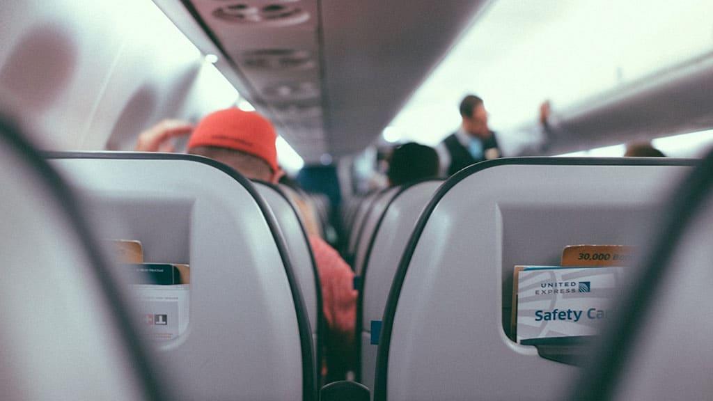 posti in aereo e passeggeri