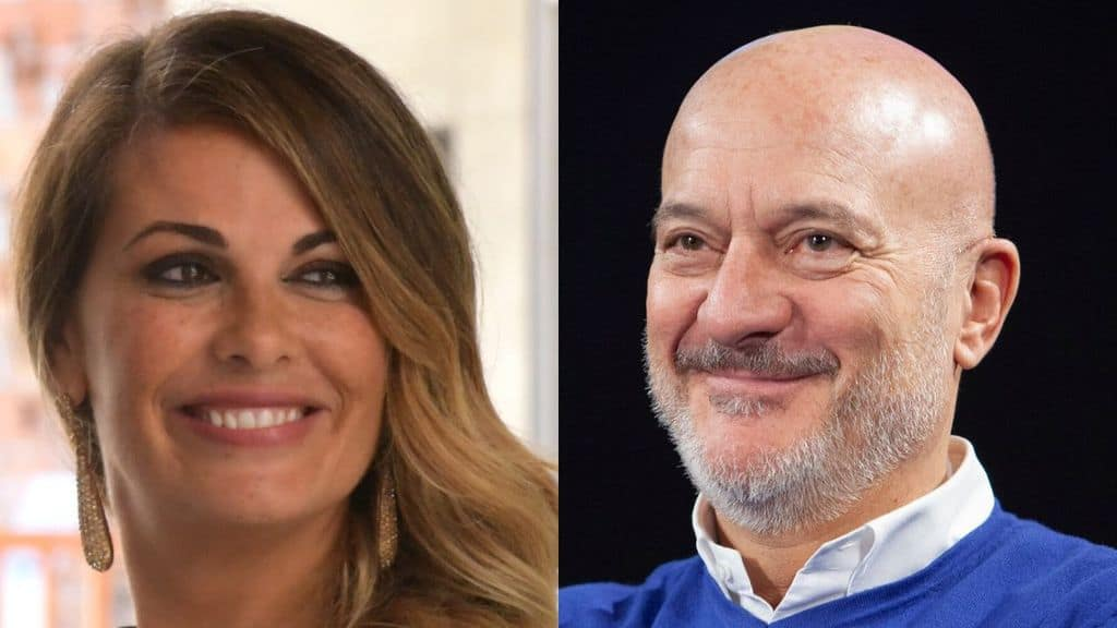 Vanessa Incontrada e Claudio Bisio