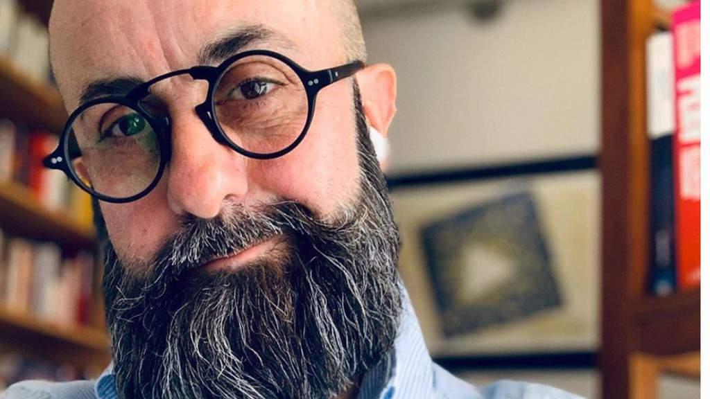 Fabrizio Quattrini sessuologo in primo piano