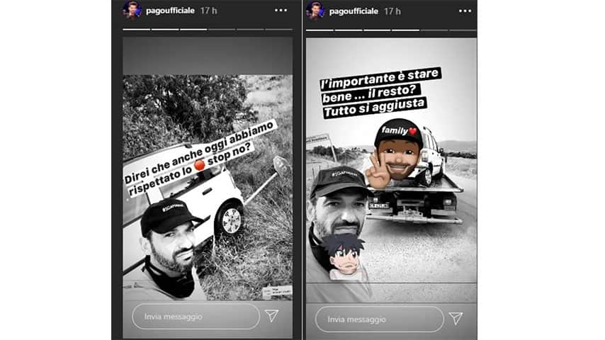 Instagram Stories di Pago