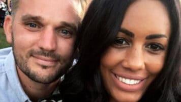 Jamie Barrett e sua moglie Leanne