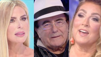 Loredana Lecciso, Al Bano Carrisi e Romina Power