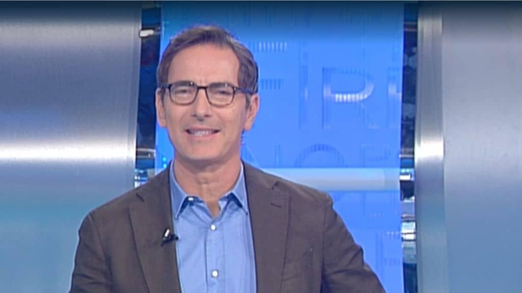 Marco Liorni occhiali programma Italia Sì!