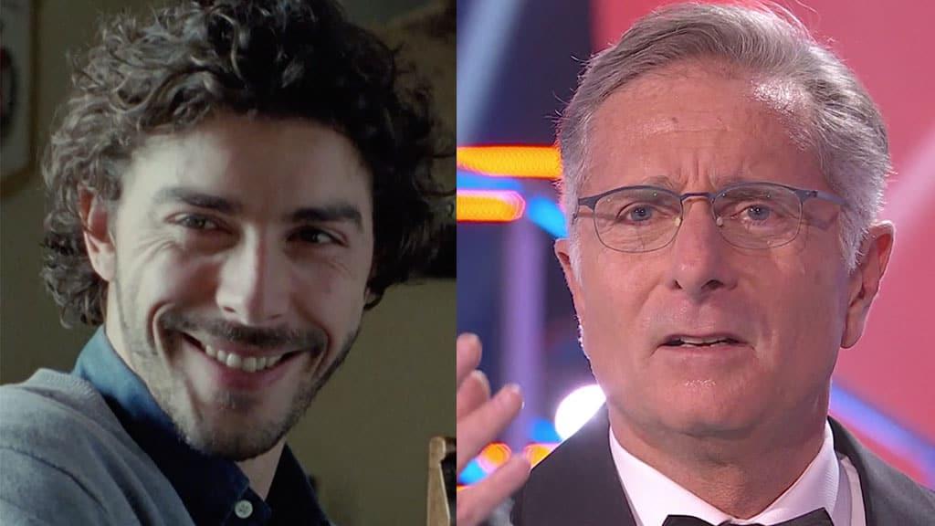 Michele Riondino e Paolo Bonolis