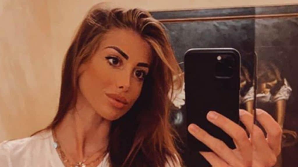Nicoletta Larini Selfie
