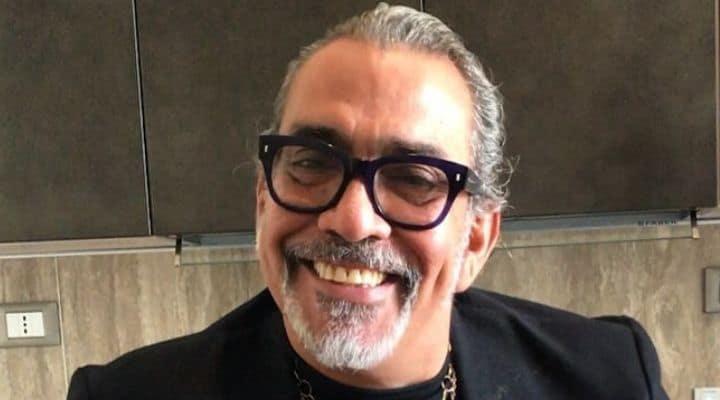 Guillermo Mariotto primo piano