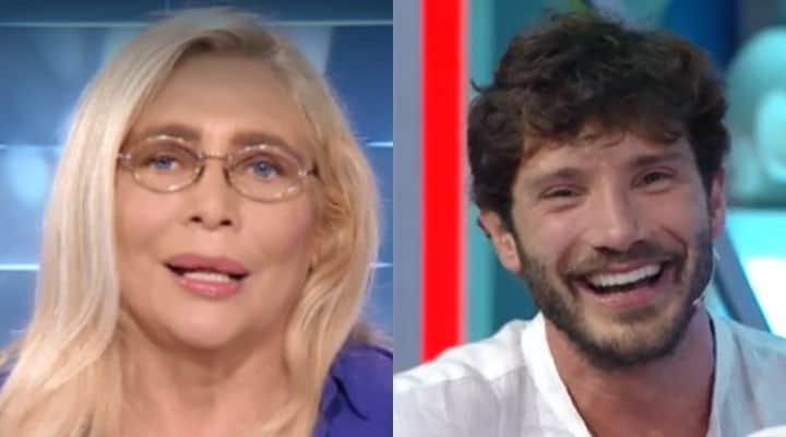 Mara Venier e Stefano De Martino domenica in