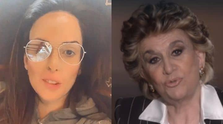 """Franca Leosini, durissimo attacco di Gessica Notaro: """"Mi vengono i brividi"""""""