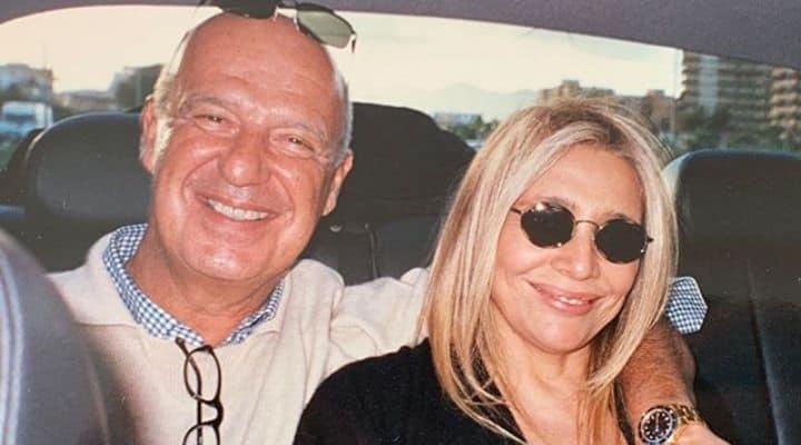 Mara Venier e Nicola Carraro foto coppia