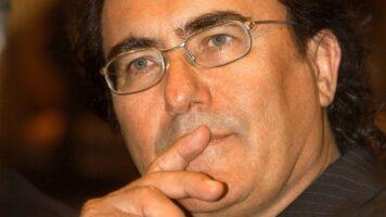 Il cantante Al Bano Carrisi