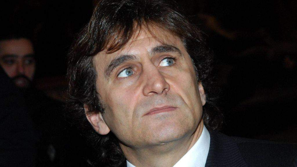 alex zanardi in primo piano