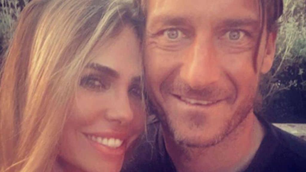 Ilary Blasi e Francesco Totti insieme