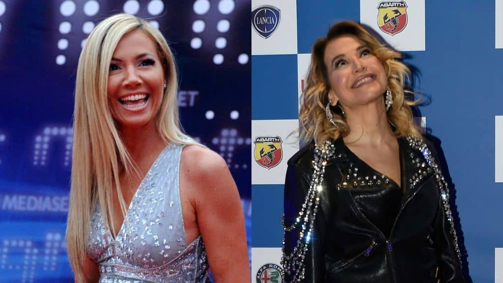 Barbara DUrso nega antipatia con Federica Panicucci Fa meravigliosamente il suo lavoro