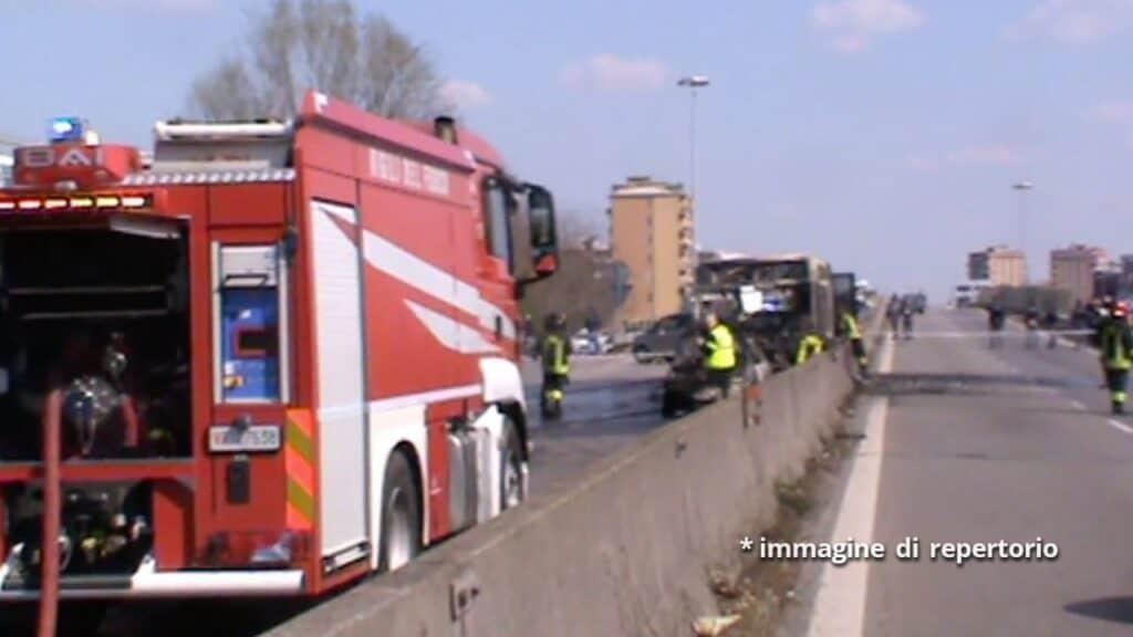 Incidente sulla A1 morti due bambini