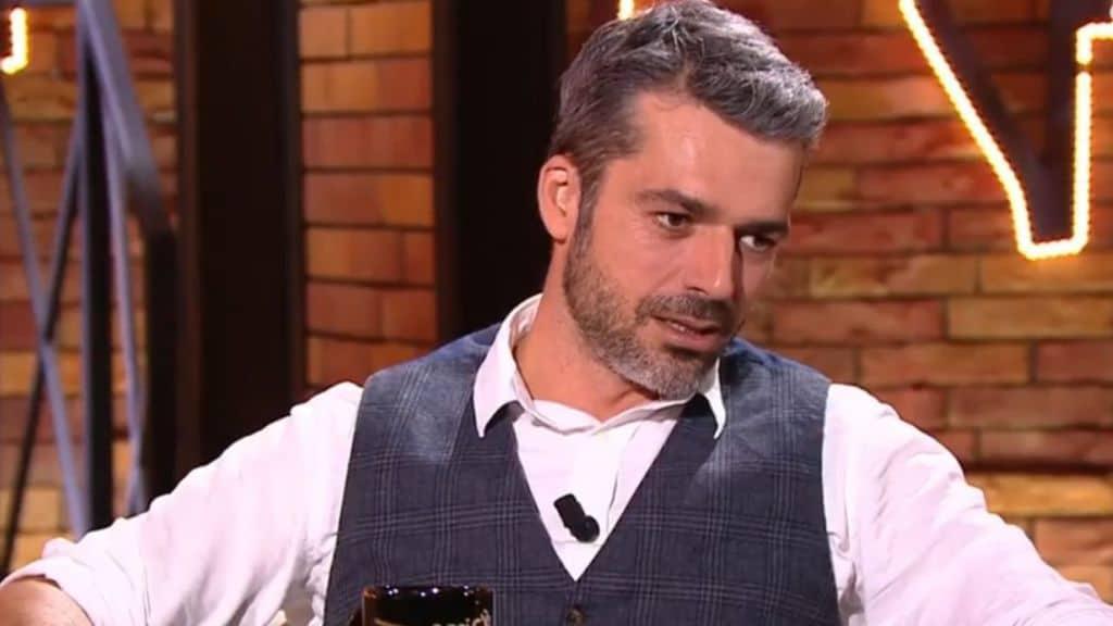 L'attore Luca Argentero