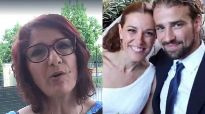 La madre di Mario Biondo