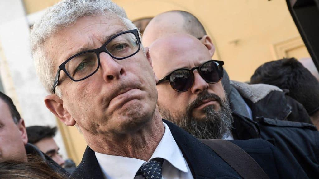 Il presidente della Commissione Antimafia Nicola Morra