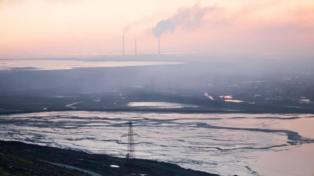 Disastro ambientale in Siberia: 20mila tonnellate di gasolio finiscono nel fiume artico