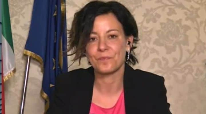 Il Ministro Paola Pisano