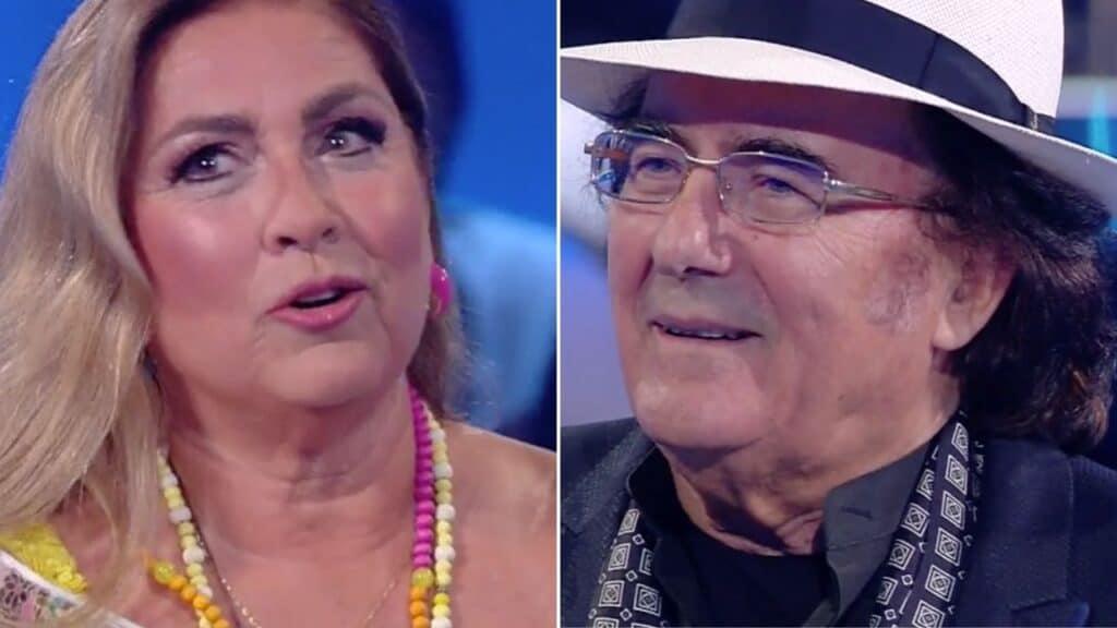Al Bano e Romina, riuniti per Pippo Baudo: scintille tra i c