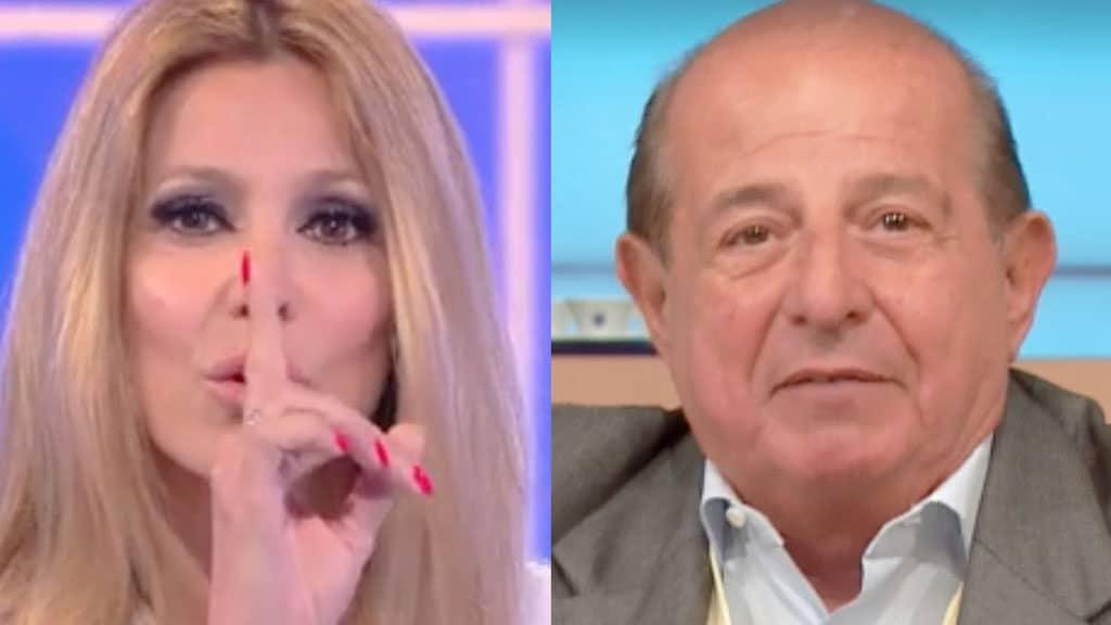 Adriana Volpe, sfuriata in diretta contro Giancarlo Magalli: