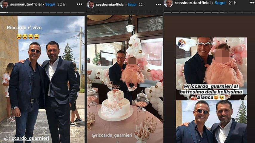Instagram Stories di Sossio Aruta