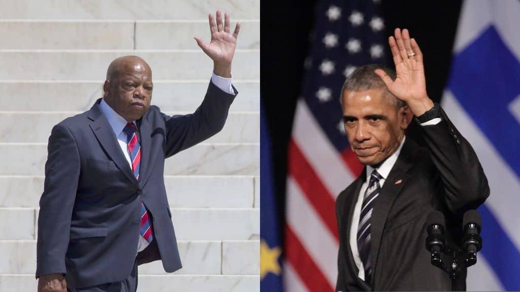 John Lewis è morto: lo storico difensore dei diritti civili è stato l'eroe di Barack Obama