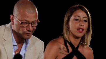 Sofia e Alessandro a Temptation island