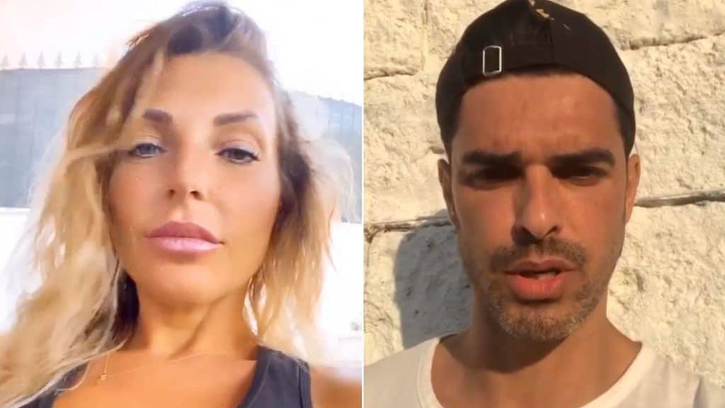 primo piano Tara Gabrieletto e Cristian Gallella