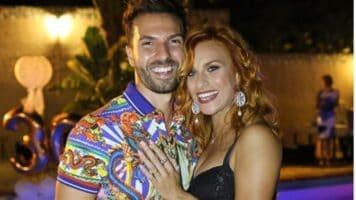 I ballerini Alessandra Tripoli e Luca Urso