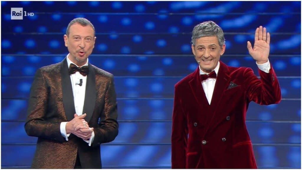 Festival di Sanremo di nuovo alla coppia Amadeus e Fiorello